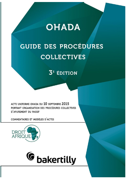 Guide des procédures collectives 3e édition